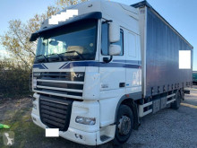 Camion DAF XF105 105.410, rideaux coulissants (plsc) occasion