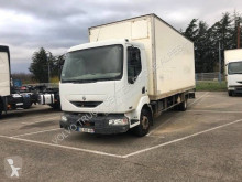 Camion fourgon polyfond Renault Midlum 150 DCI