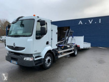 Camion Renault Midlum 220.16 polybenne occasion