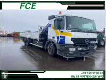 Mercedes truck used dropside