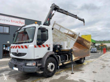 Renault two-way side tipper truck Midlum 270 DXI