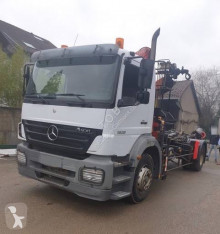 Mercedes Axor 1828 truck used hook arm system