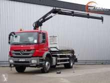 Camion Mercedes Axor 1829 plateau occasion
