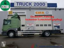 Mercedes chassis truck 1829 BDF lückenlos Scheckheft Klima Standheizung