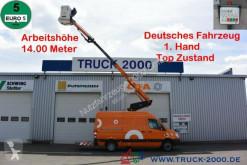 Camión plataforma elevadora Mercedes Sprinter 516 CDI Ruthmann Versalift 14 m Höhe