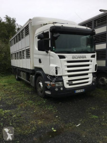 Scania P 380 truck used hog