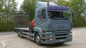 MAN TGA 26.360 truck used heavy equipment transport