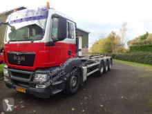 MAN TGS 41.440 truck used hook arm system