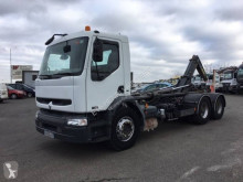 Camion Renault Premium 370 polybenne occasion