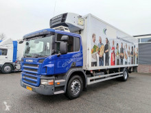 Scania P 230 truck used mono temperature refrigerated