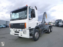 DAF CF85 340 truck used hook arm system