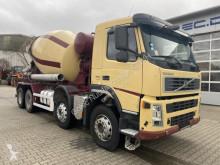 Kamion beton frézovací stroj / míchačka Volvo FM FM380 8x4 EURO4 Betonmischer Stetter