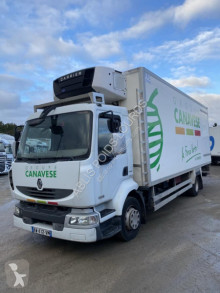Renault multi temperature refrigerated truck Midlum 220