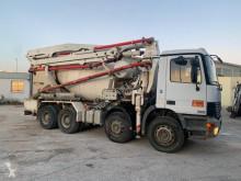 Mercedes concrete mixer + pump truck concrete truck Actros 3240