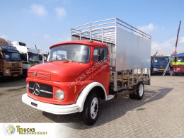 Camion fourgon Mercedes 710 + Manual