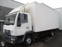 Camión furgón MAN LE 8.180