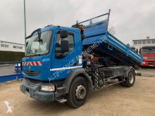 Camion Renault Midlum 220.16 DXI benne occasion