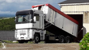 Renault AE 400 truck used cereal tipper