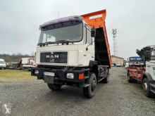 MAN 19.343 truck used construction dump