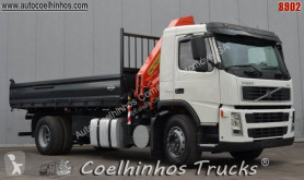 Volvo three-way side tipper truck FM 260