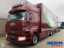 Renault mono temperature refrigerated trailer truck Premium
