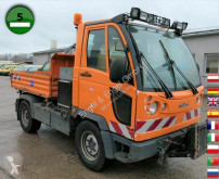Multicar three-way side tipper truck FUMO M30 4X4 AHK KLIMA KOMMUNALHYDRAULIK EURO 5