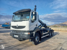 Renault KERAX 370.26 DXI truck used hook arm system