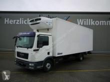 Camion MAN TGL 12.220BL Lamberet, Diesel/Netz, 2 Verdampfer frigo occasion
