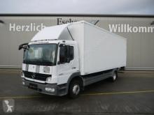 Camião furgão Mercedes 1222L Spier Koffer,3Sitze,Klima,LBW,AHK,HU