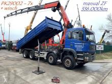 Camion MAN TGA 32.410 benne occasion