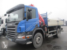 Camion Scania P 400 benă second-hand