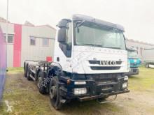 Kamión podvozok Trakker AD340T36 8x4 Trakker AD340T36 8x4 eFH.