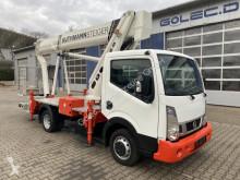 Nissan aerial platform truck 4x2 E6 Hubarbeitsbuehne Ruthmann 25M!