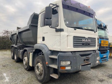 MAN half-pipe tipper truck TGA 35.410