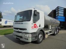 Camion citerne Renault Premium 370 DCI / 6x2 / Water Tank / 15.000 L / Manual
