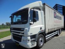 Kamión plachtový náves DAF CF85.360 Curtainside / Euro 5 / NL Truck / APK