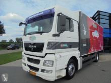 Грузовик фургон MAN TGX 18.360 4X2 BL / 165665 Original KM / Manual / NL Truck / Lif