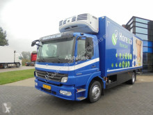 Kamión chladiarenské vozidlo Mercedes ATEGO 1218L / Fridge / Thermoking / 2 Compartments / 409.000 KM