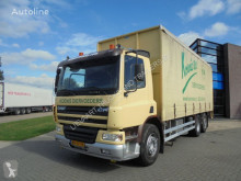Kamión plachtový náves DAF CF75.310 / Curtrainside / NL Truck / 470.000 KM