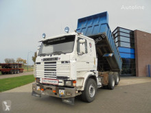 Kamión korba Scania 143.500 / Tipper / 6x2 / Full Steel / Manual