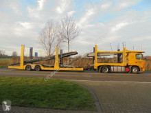 Camion remorque porte voitures Volvo FM12.380 Car Transport / Combination / 676.000 KM / NL Truck