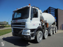 Ginaf X5250TS Mixer / 10x4 / Manual / Euro 3 truck used concrete mixer
