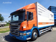 Camion Scania P230 Boxtruck / Manual / 652.000 KM / Loading PLatform fourgon occasion