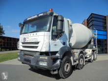 Iveco Trakker 360 / 8x4 Mixer / Manual / Full Steel truck used box