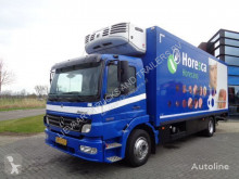 Camión frigorífico Mercedes Atego 1218 / Fridge / NL Truck / Thermoking / 2 Compartiments