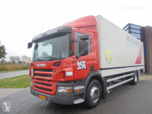 Грузовик Scania P230 Box / Opticruise / Euro 5 / Heated Box / NL Truck / Loading фургон б/у