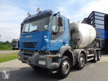 Iveco Trakker 350 Mixer / 8x4 / Manual / Full Steel / 10M3 truck used concrete mixer