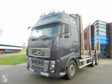 Camion châssis Volvo FH16.700 Globetrotter / 6x4 / Woodtruck / 723.000 KM