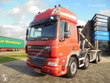 Camião basculante DAF CF85.460 SSC / Tipper / Chassis / 8x4 / Full Steel / Manual / NL