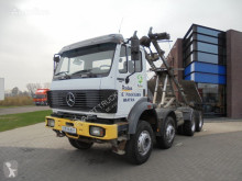 Mercedes tipper truck SK 3234 Tipper / 8x4 / Full Steel / Manual